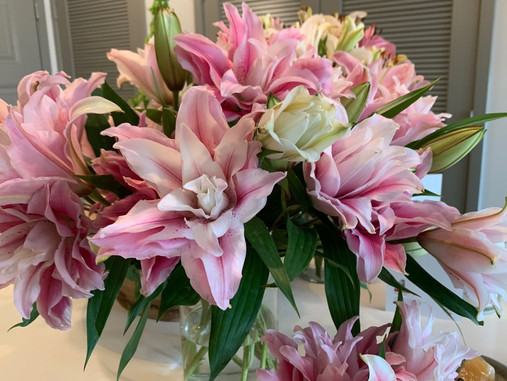 Indoor: Fresh Flowers