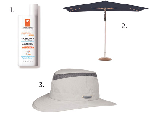 Early Summer Sun-Protection Picks