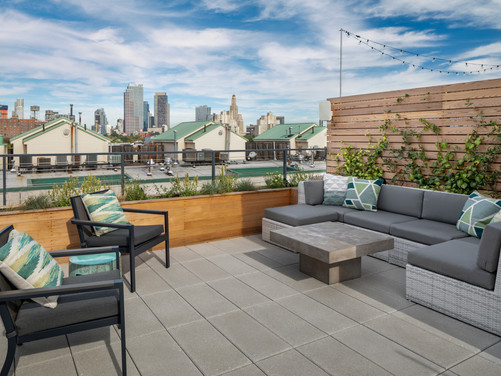 Behind the Design | Carroll Gardens Rooftop