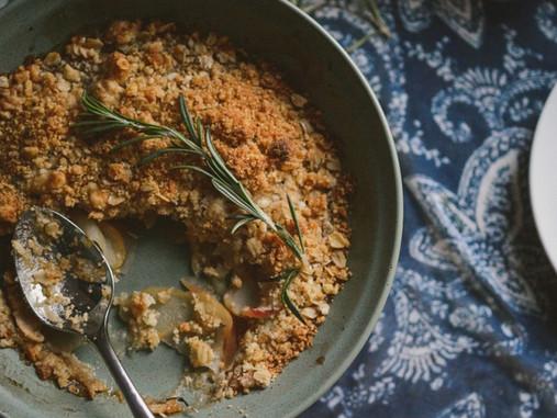 In the Kitchen: Dessert Herbs