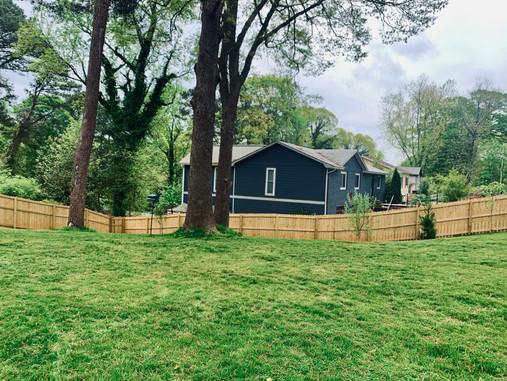 The Grass at Greenleaf Garden