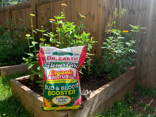 My Favorite Organic Fertilizers and Plant Food