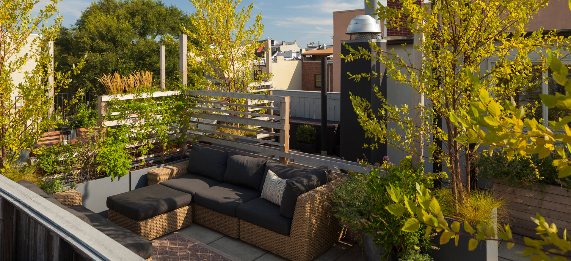 Staghorn NYC Shared Brooklyn Rooftop Garden