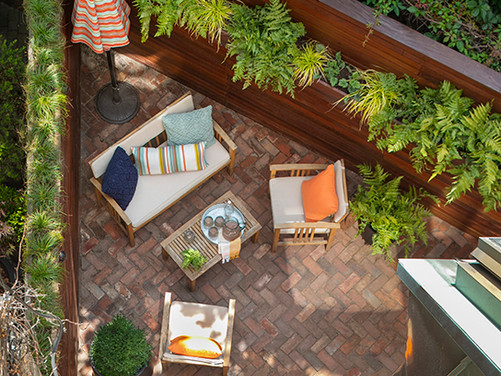 Behind the Design | West Village Backyard