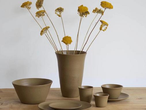 Indoors: Vases