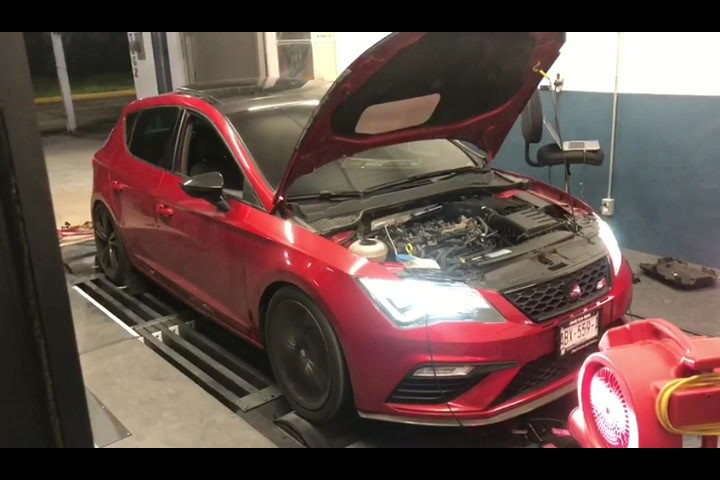 Leon Cupra Full boost!