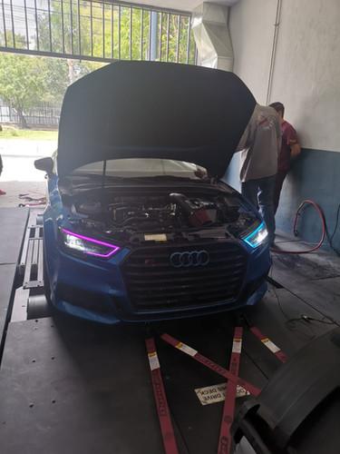 Audi S3 1000 hp kit