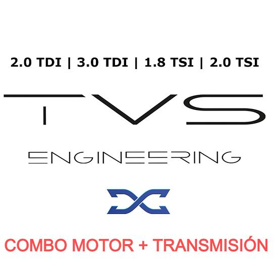 COMBO REPROGRAMACIÓN STRONIC DL382 y MOTOR TVS DYNAMICAR