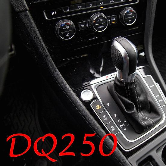 REPROGRAMACIÓN DSG DQ250  TVS DYNAMICAR
