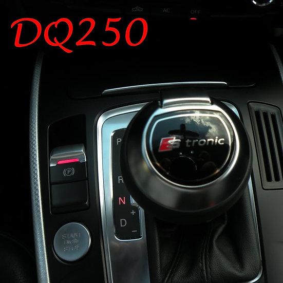 REPROGRAMACIÓN S-TRONIC DQ250  TVS DYNAMICAR AUDI S3 2015