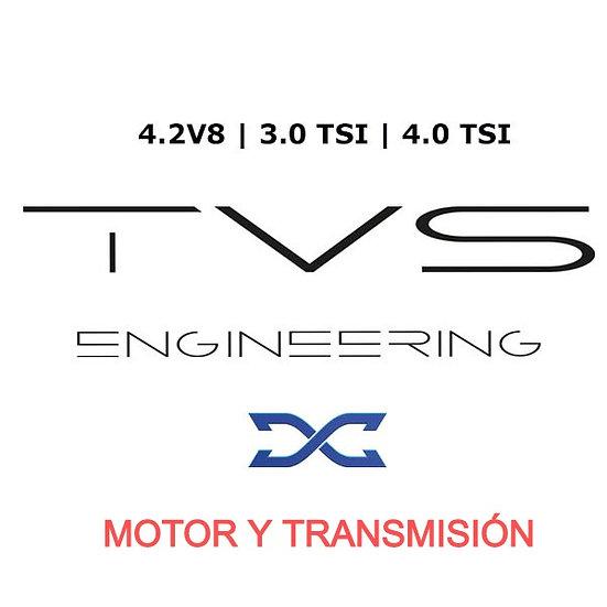 COMBO REPROGRAMACIÓN STRONIC DL501 S y MOTOR TVS DYNAMICAR