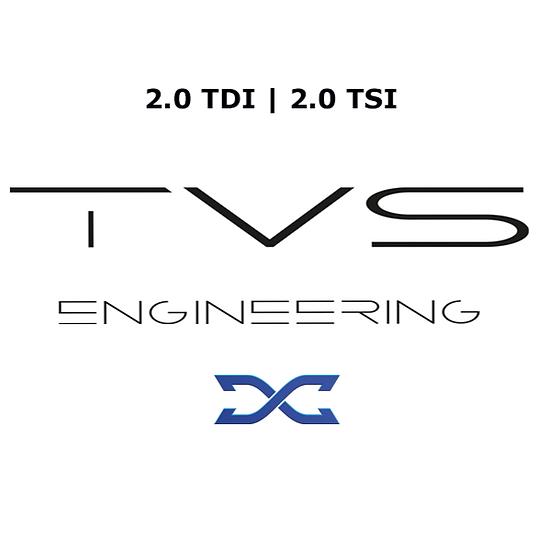 REPROGRAMACIÓN TVS ECU  500, 2.0TDI I  2.0 TSI