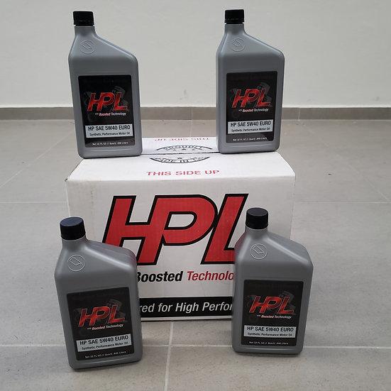 Aceite HPL Performance Euro 5W40 Sintético