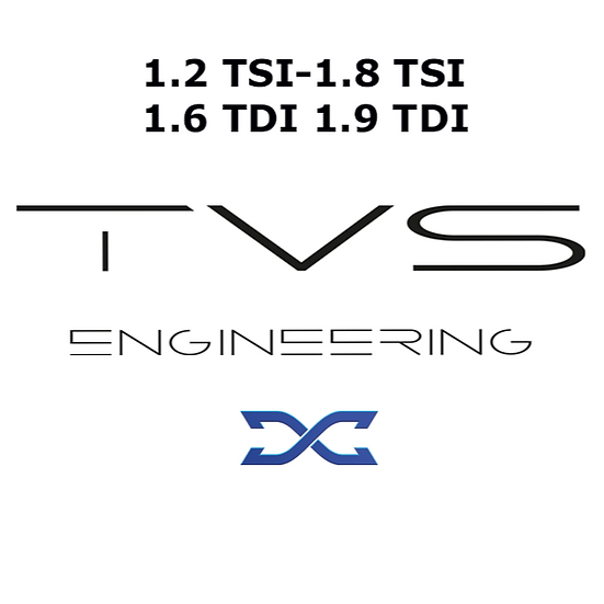 REPROGRAMACIÓN TVS ECU 200,  1.6 -1.9 TDI, 1.2 TSI, 1.4 TSI , 1.6 TSI y 1.8 TSI.
