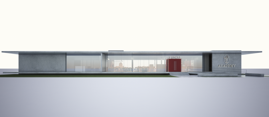 LUIGIA: NEXT OPENING OF ITS ACADEMY IN MEYRIN