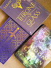 Throne of Glass Collector's edition (Hardbound), Kingdom of Ash Books-a-million Special Edition (Hardbound), Moon Chosen (Hardbound)