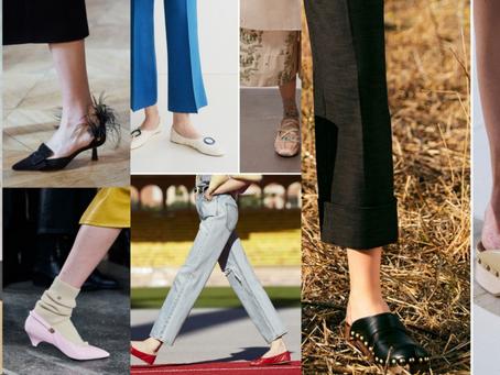 Reporte de tendencias: Zapatos!