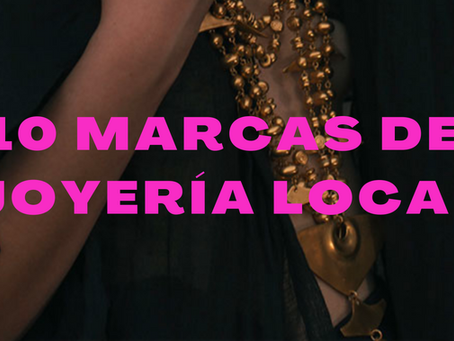 10 marcas locales de joyas para regalar (o auto-regalar) en San Valentín