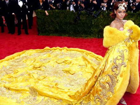 Met Gala: Rihanna
