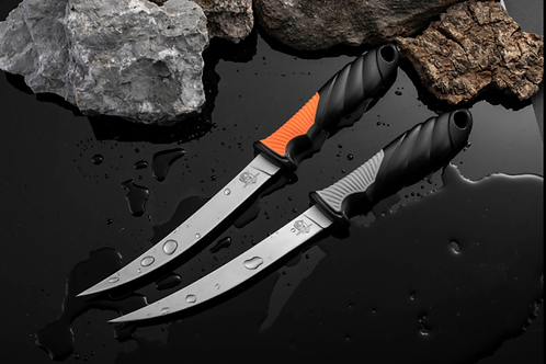 "The Coastal ""Guide Series"" filet knife"