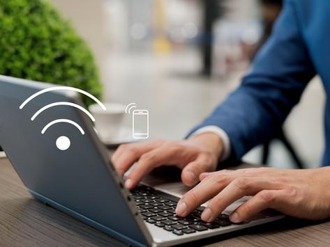 WiFi pro zákazníky ve všech našich kavárnách