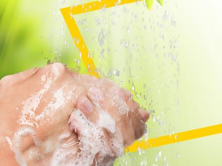 5.5. je Světový den hygieny rukou