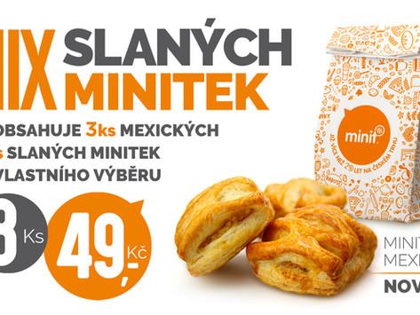 Minit mix slaných