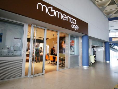 Nové kavárny MOMENTO Café