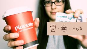 Výhody pro studenty