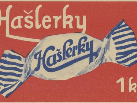 Stoleté Hašlerky jsou jedny z nejprodávanějších bonbónů našich prodejen