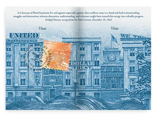 Lenticular Print | Downtown Flood