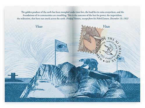 Lenticular Print | Arctic Conflict