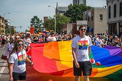 Pride Parade, June 10 ,2017_Phierce Phot