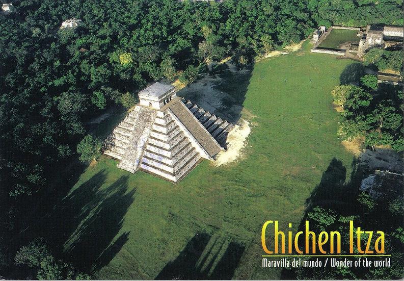 CHICHEN-ITZA + HUBIKU CENOTE — BY BUS
