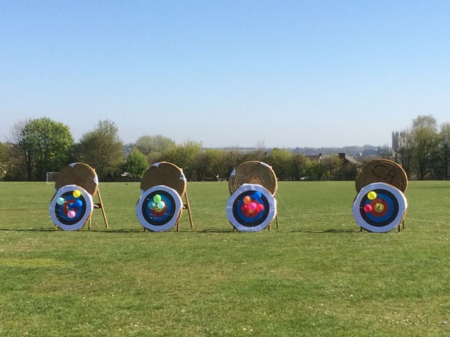 Canterbury Archers Beginner's Courses