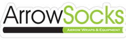 Canterbury Archers Arrow Socks.webp