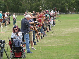Canterbury Archers Club Championships