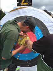 Canterbury Archers Sample Scoresheet