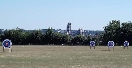Canterbury Archers Shooting Range