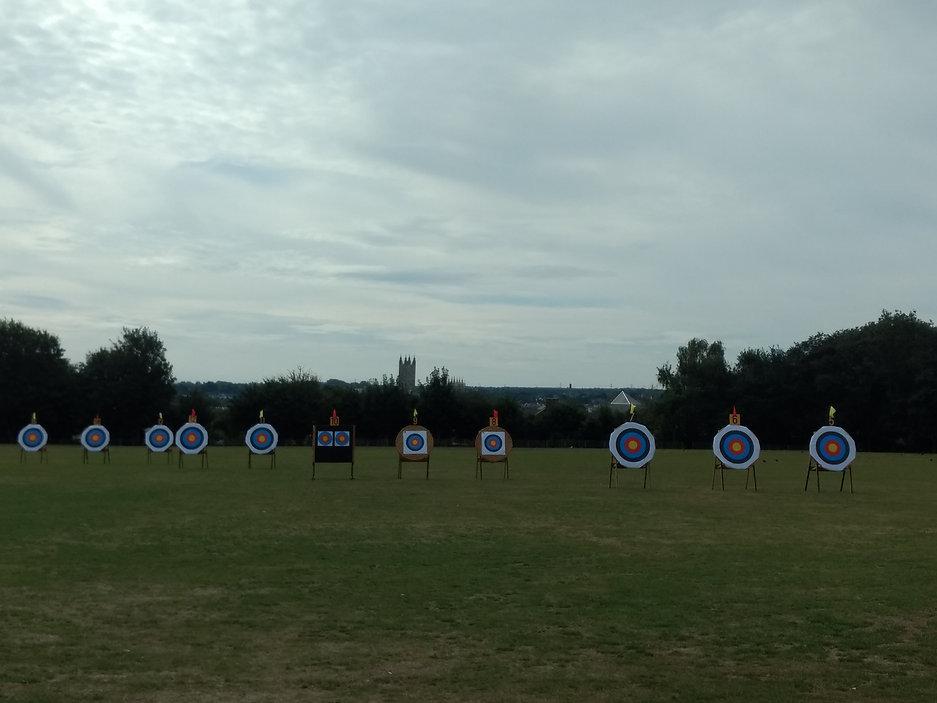 Canterbury Archers Archery Apps