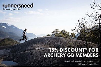 Canterbury Archers runnersneed Archery GB