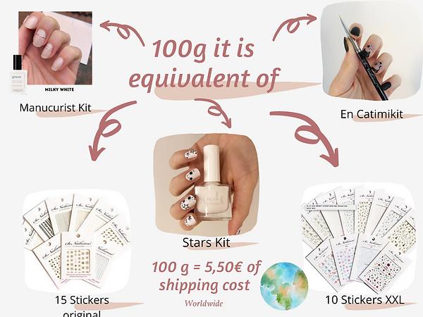 worldwide nail art