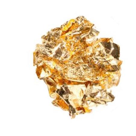 Sonailicious goldene Folienflocken