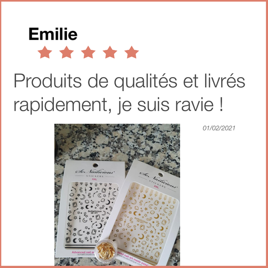 Stickers + Foil
