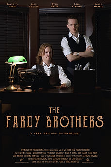 The Fardy Brothers Poster - Invincible Emu Prodctions