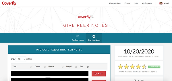 Coverfly Feedback Score.png
