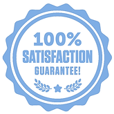 100% Satisfaction Guarantee - Blue.png