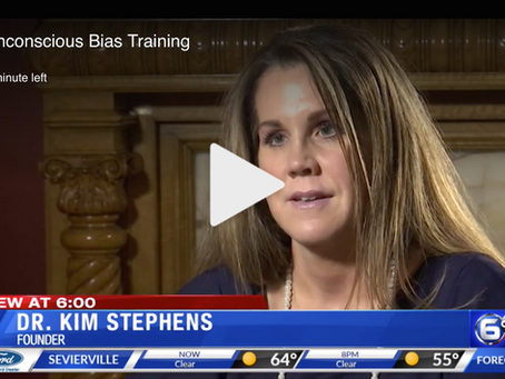 AS SEEN ON ABC:Workshops on 'unconscious bias' help businesses better understand need for workplace