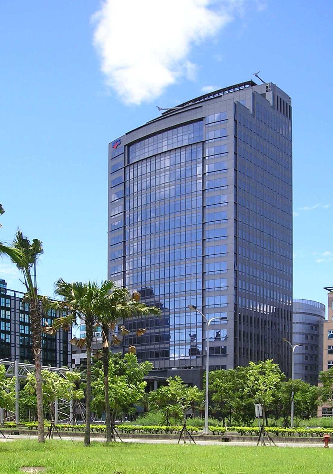 精英電腦總部大樓