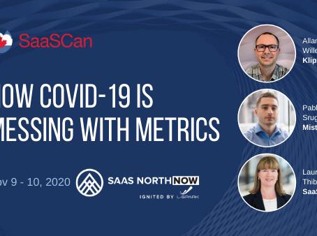 SaaSCan Presents at SaaS North 2020